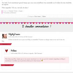 Et un blog de fille, et un !