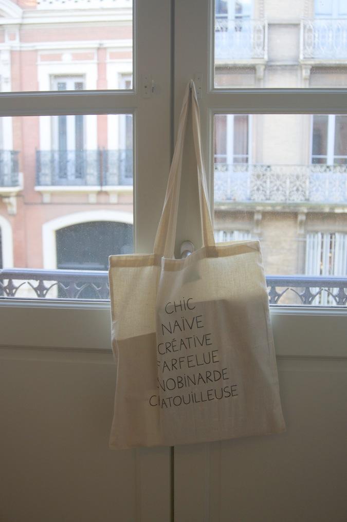 Audrey Jeanne Tote-bag
