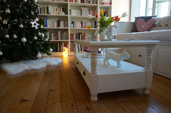 Décoration appartement à Toulouse pour Noël