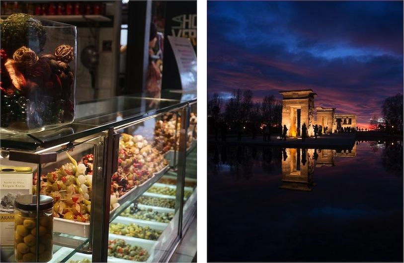 Madrid, vacances romantiques