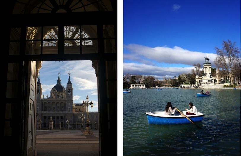 Madrid-romantique