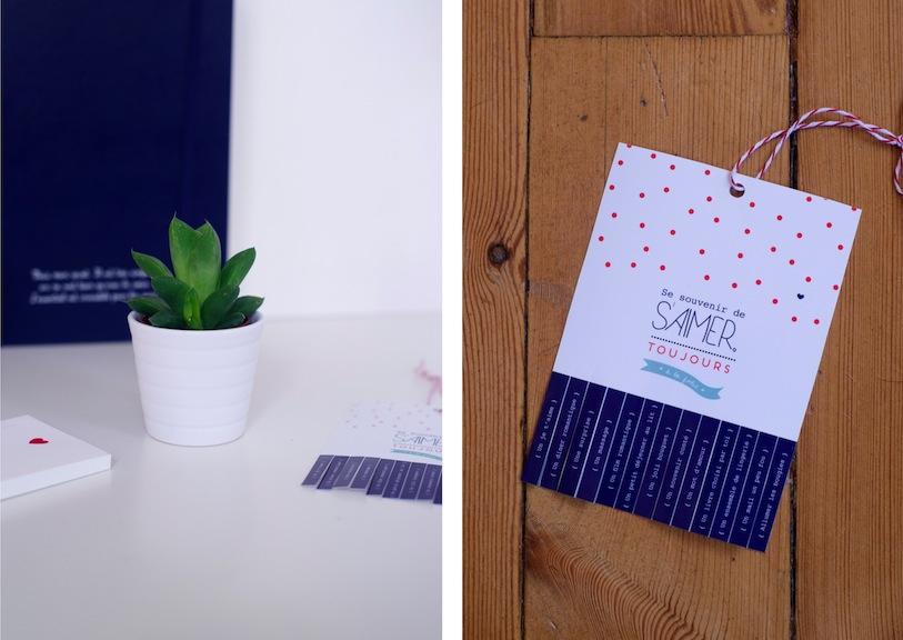 une carte et des petits bons pour son amoureux imprimer. Black Bedroom Furniture Sets. Home Design Ideas
