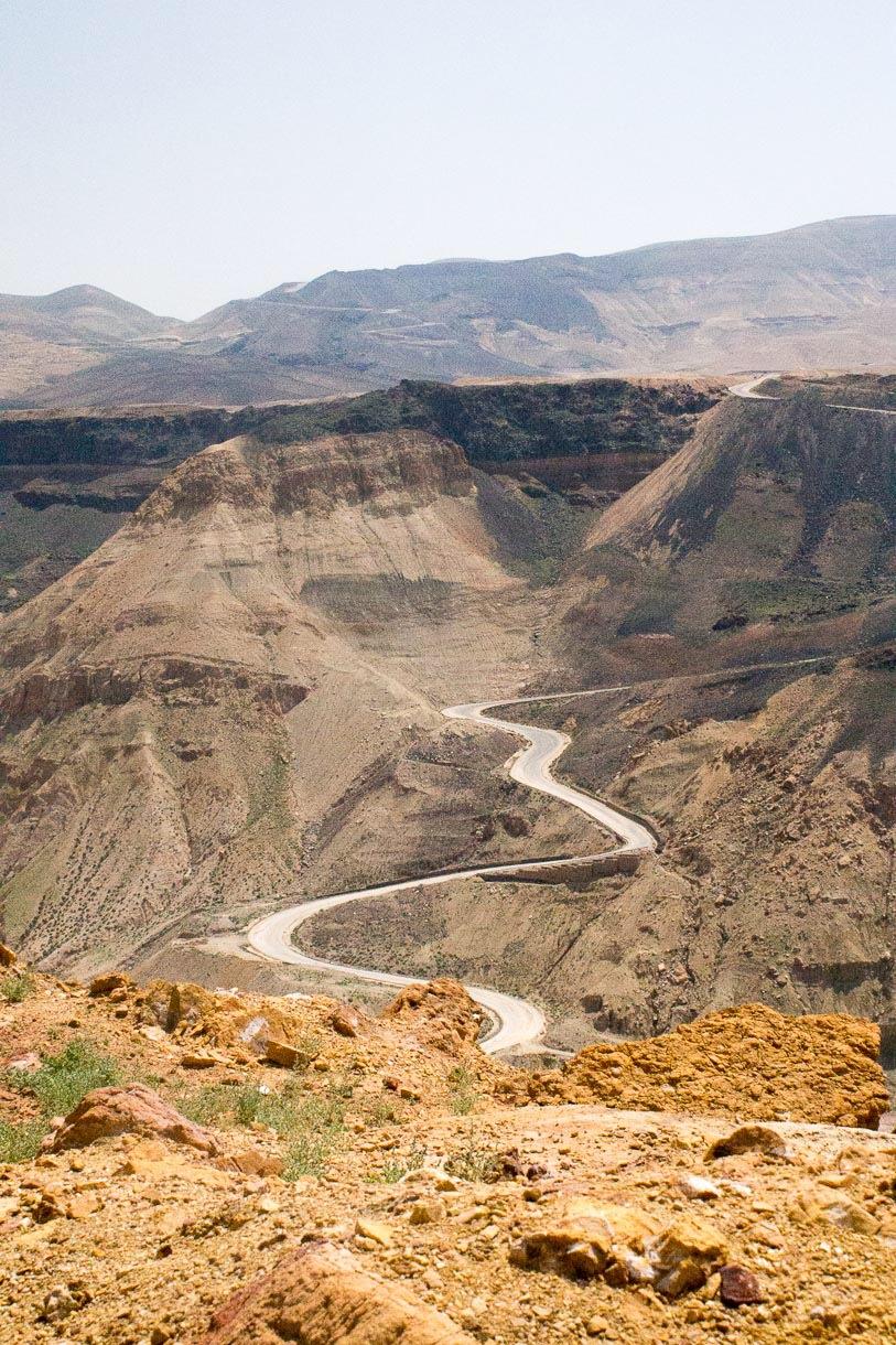 Route Jordaniene