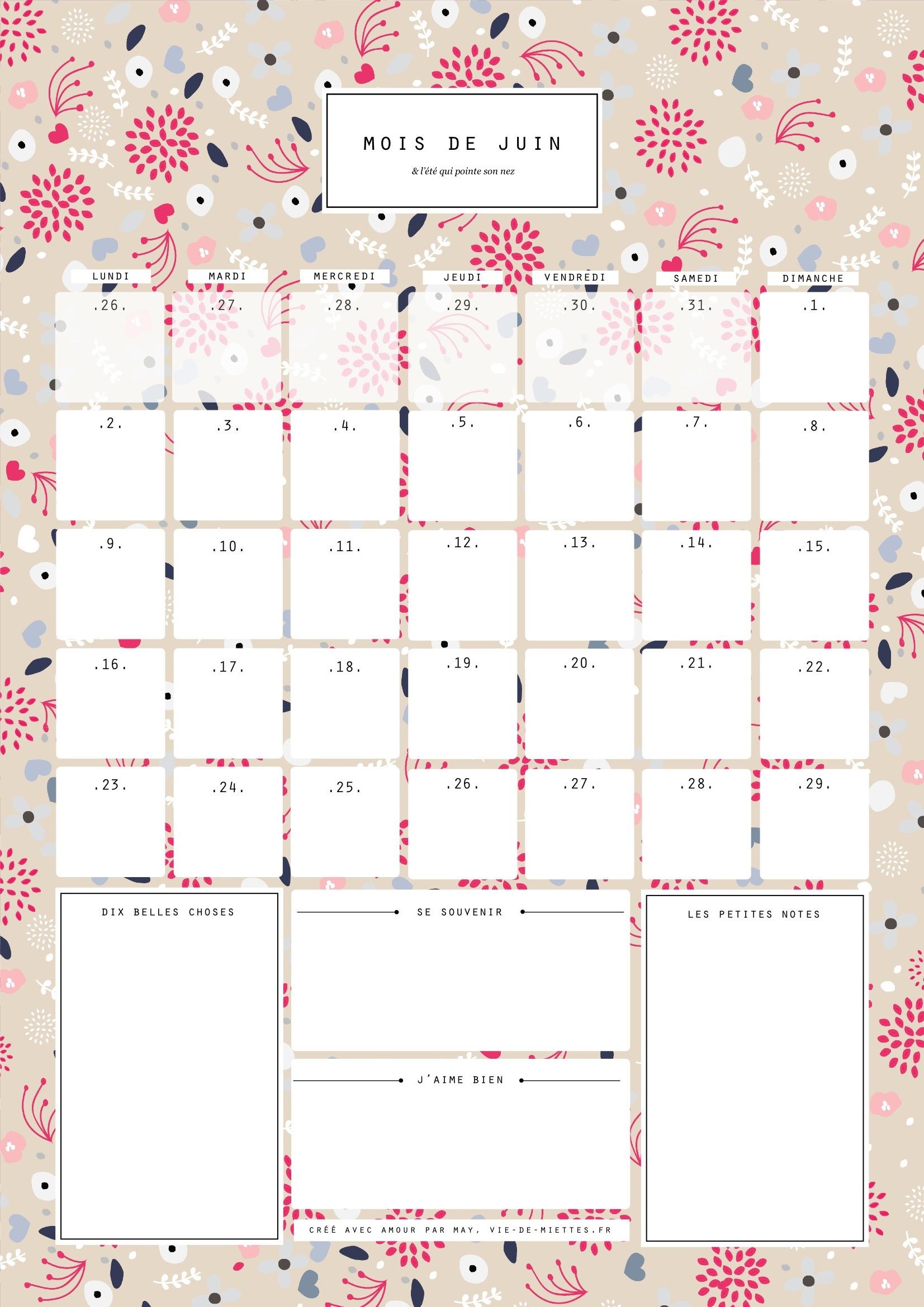 calendrier-juin-beige
