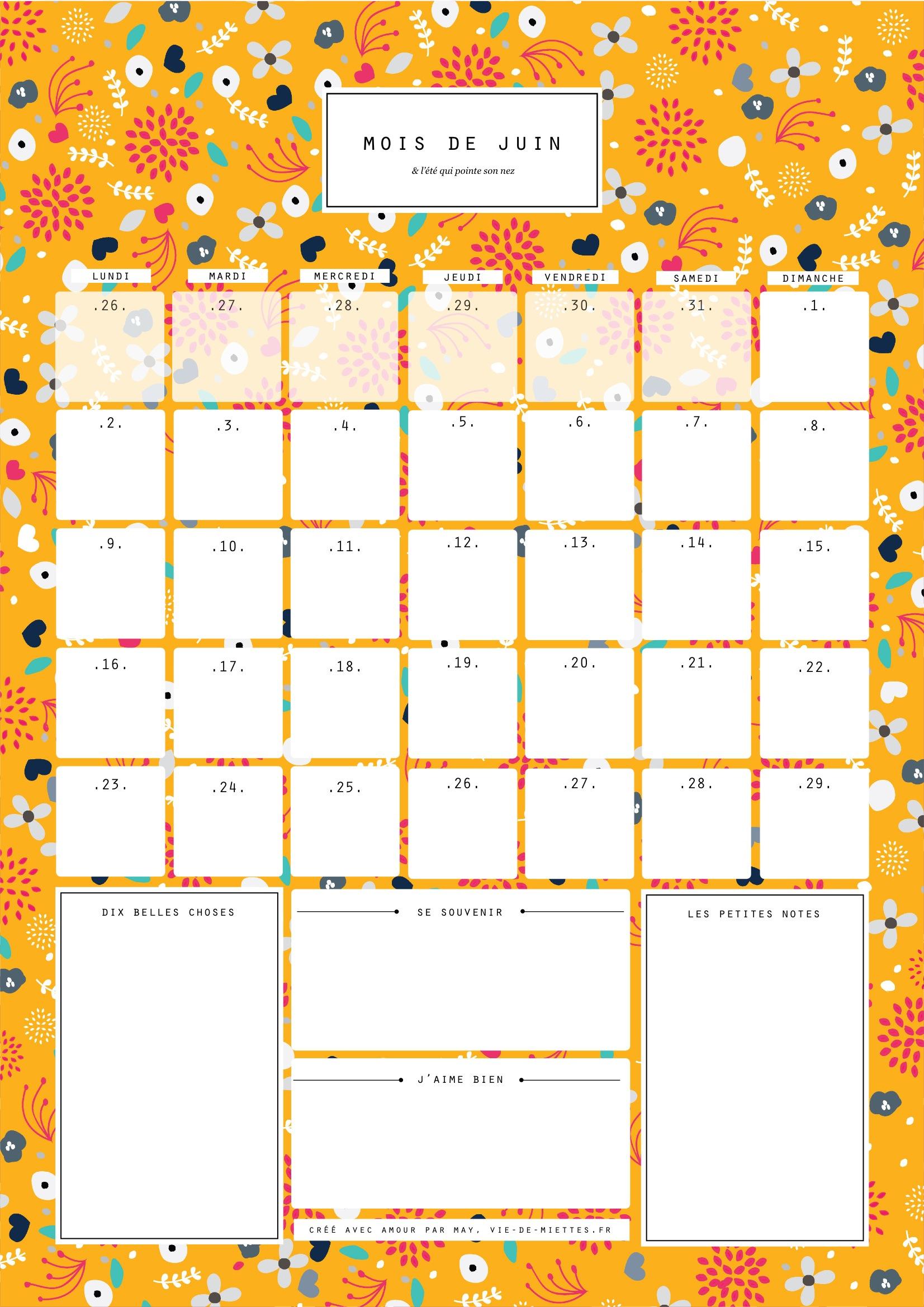 calendrier-juin-jaune