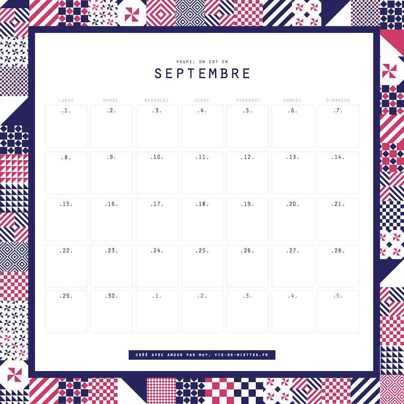 calendrier-espagnol-motif