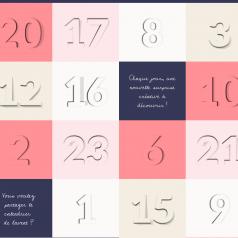 Calendrier créatif 2014