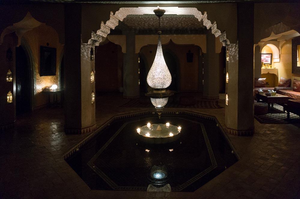 La maison arabe marrakech vie de miettes for A la maison en arabe