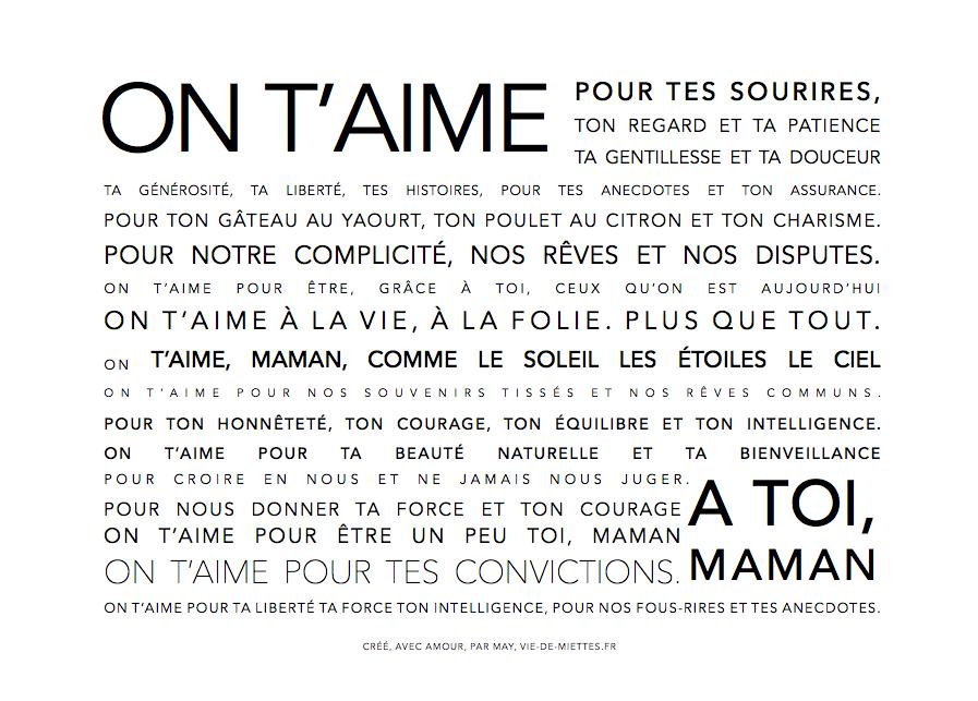 Extraordinaire Exceptionnel Affichette A Imprimer Gratuit LX44 | Montrealeast GA09