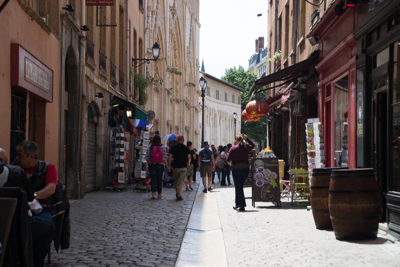 Dolce vita à Lyon