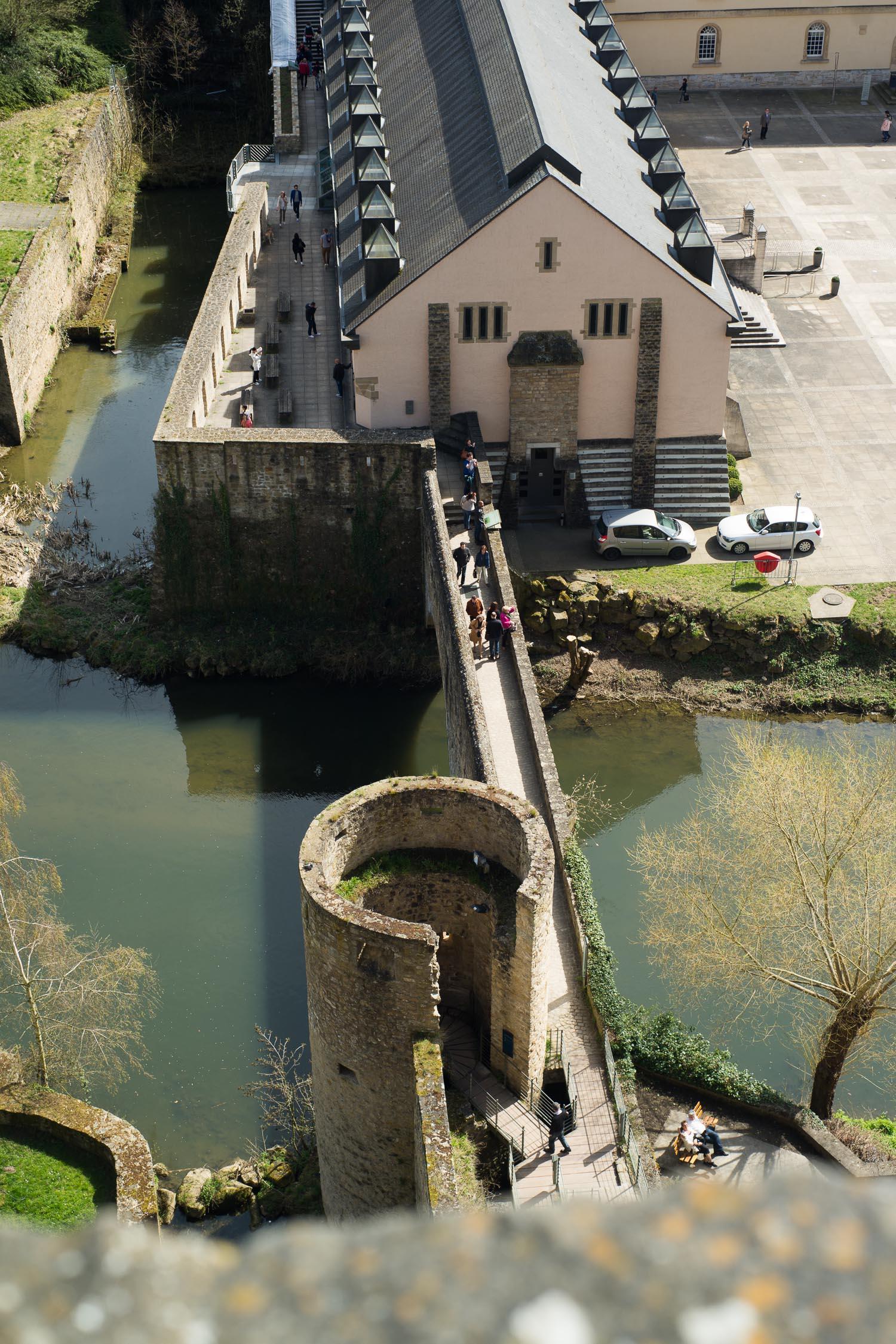 Séjour romantique à Luxembourg