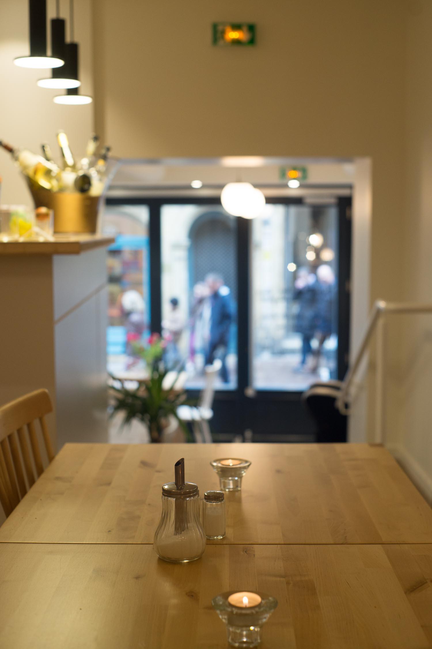 Restaurant l'instant à Metz