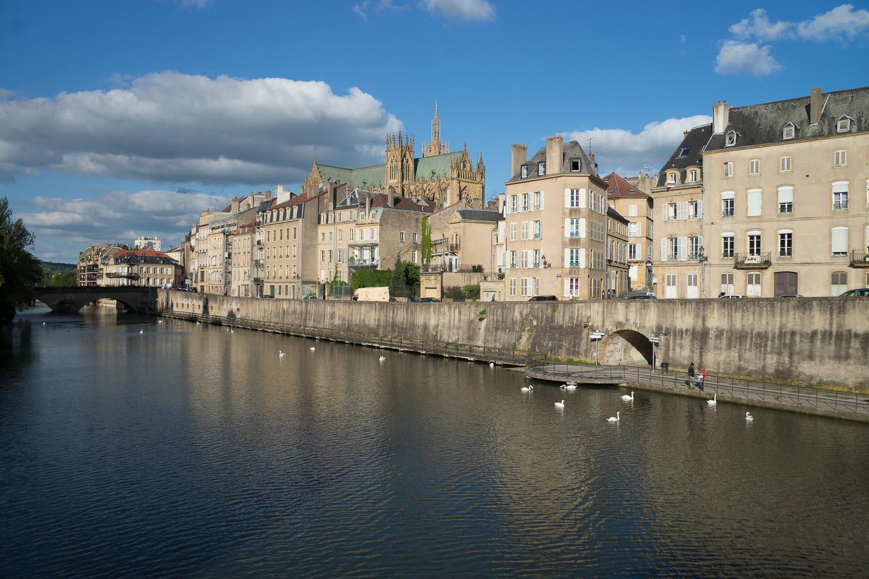 Metz, week-end romantique
