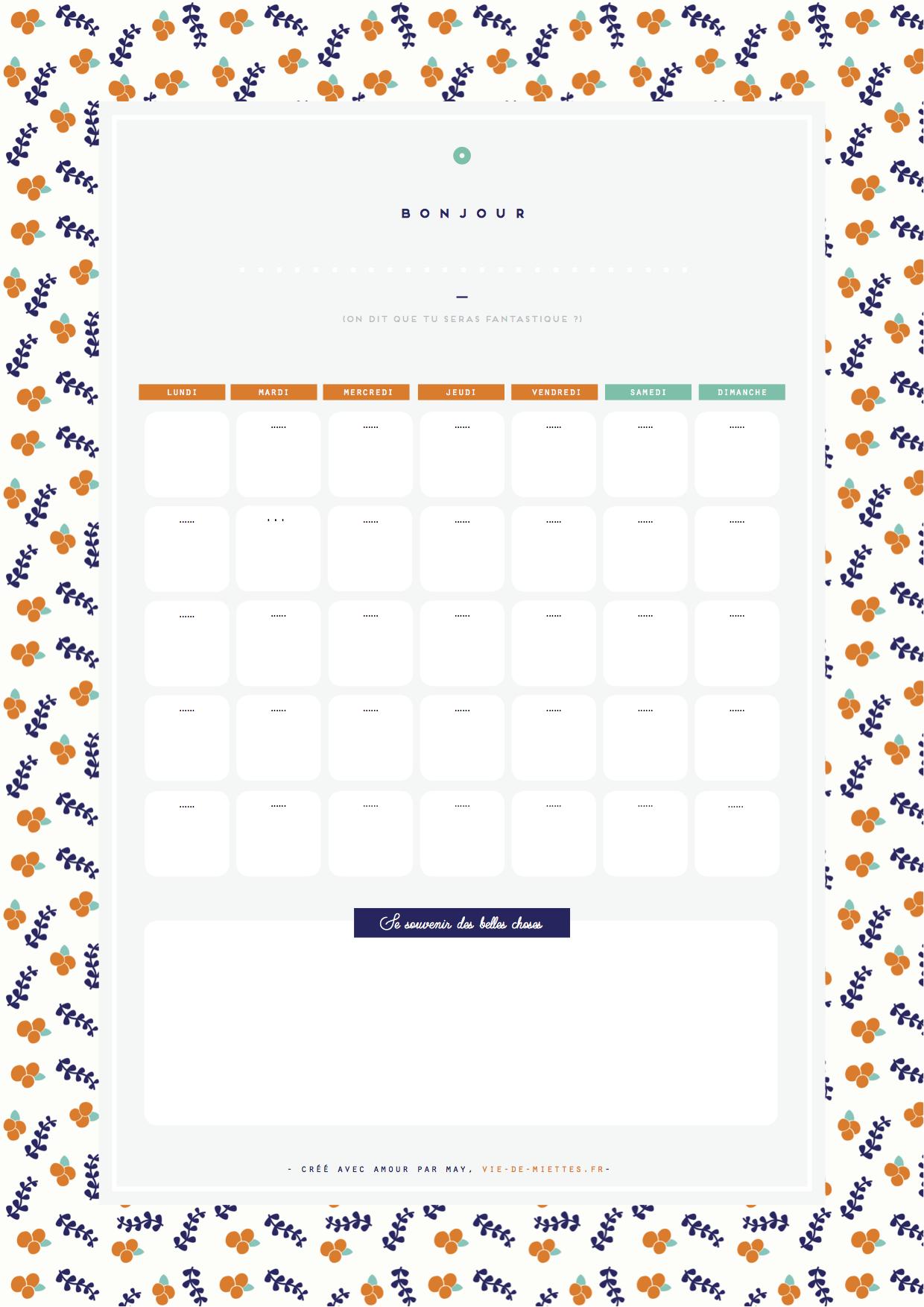 calendrier-imprimer-fleurs