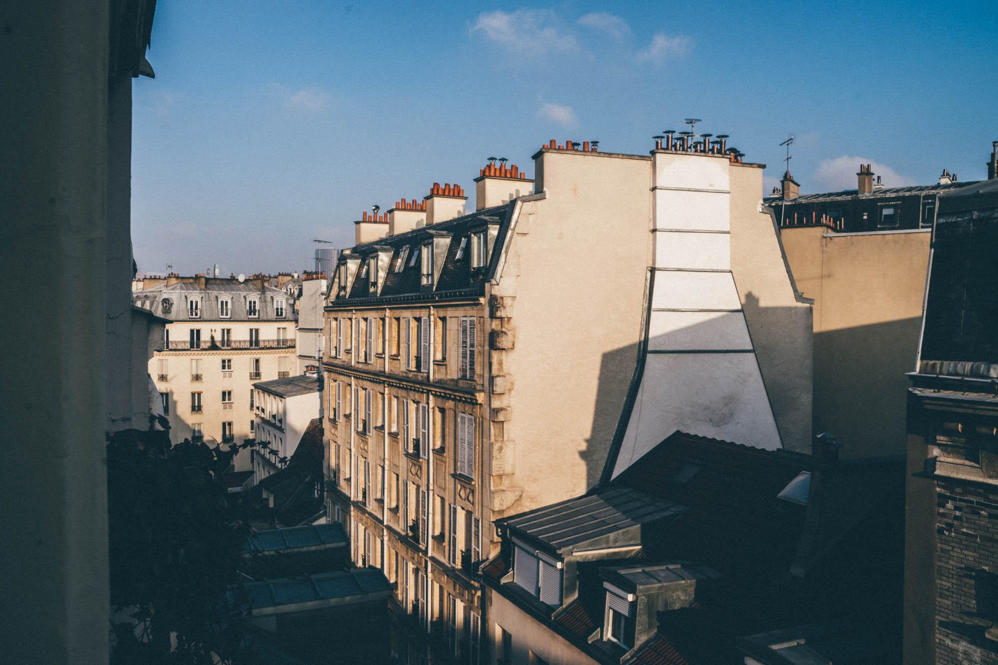 Hotel en amoureux à Paris