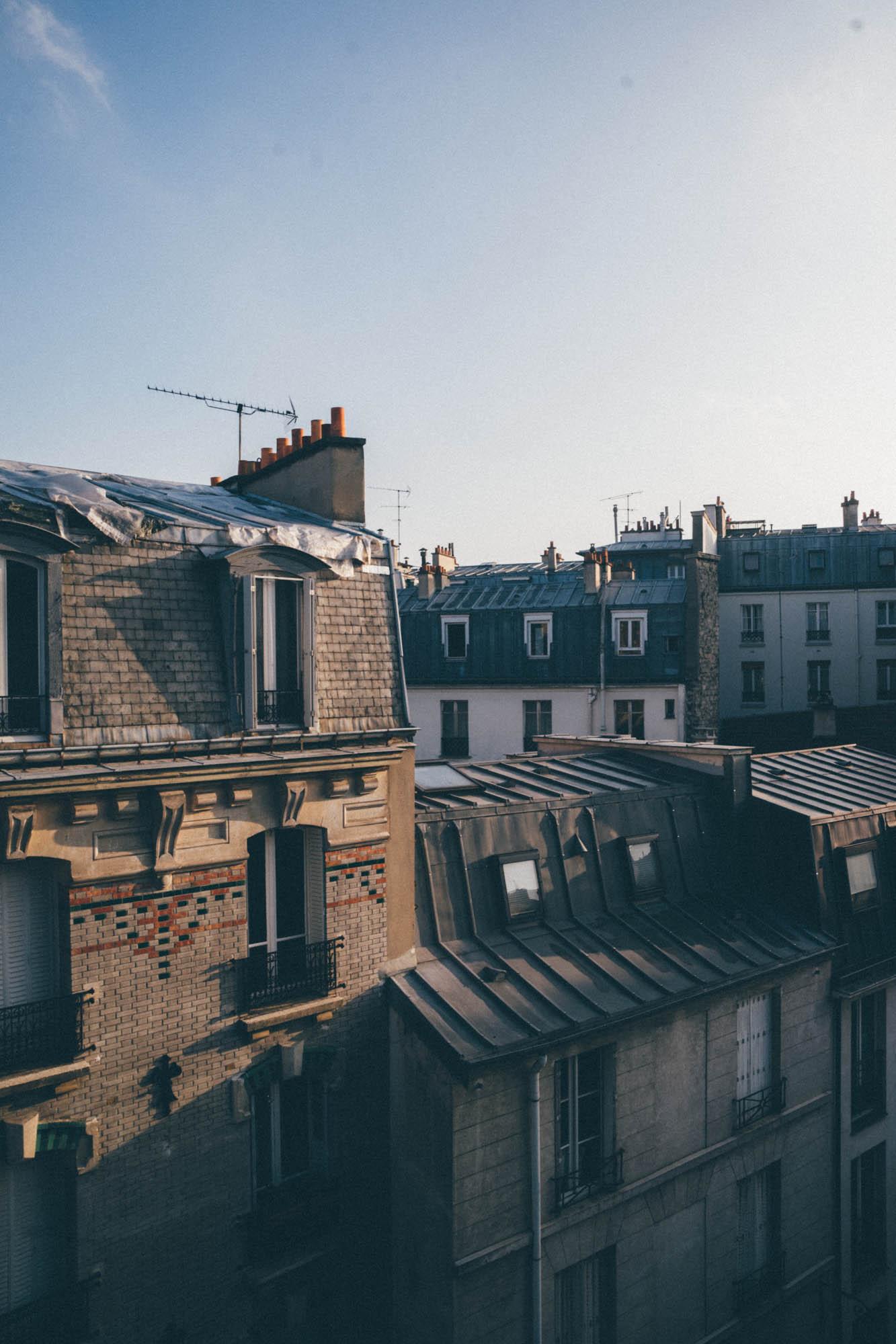 Hotel romantique en amoureux à Paris