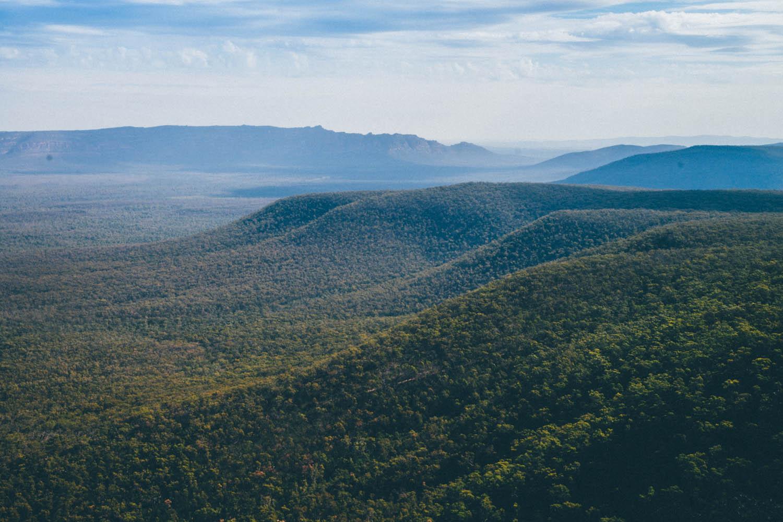 Australie montagnes