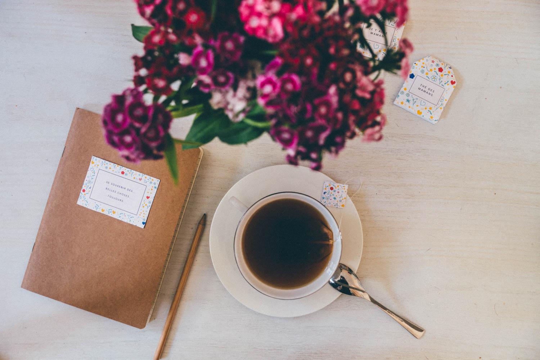 Kit à thé à imprimer