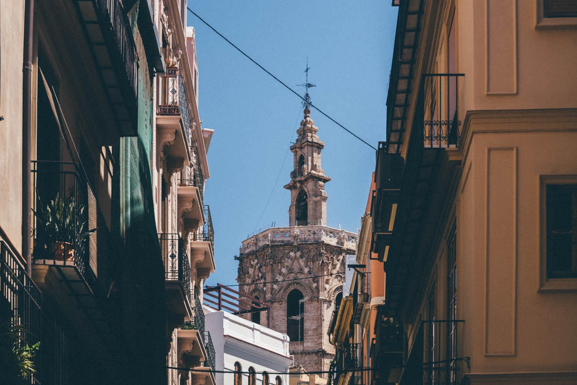 Valencia, centre historique