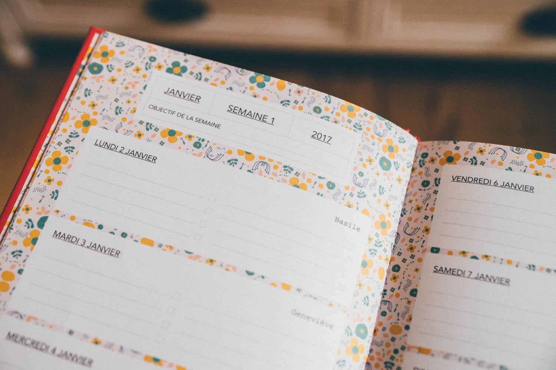 Agenda par May Lopez